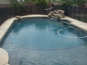 Swimming Pool Maintenance by Arizona Pool Service