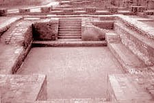 Great Bath Mohenjo Daro